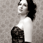Abb. Isabella Kuëss im Porträt